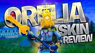 New ORELIA Skin Gamęplay and Review! (How To Get The ORELIA Skin