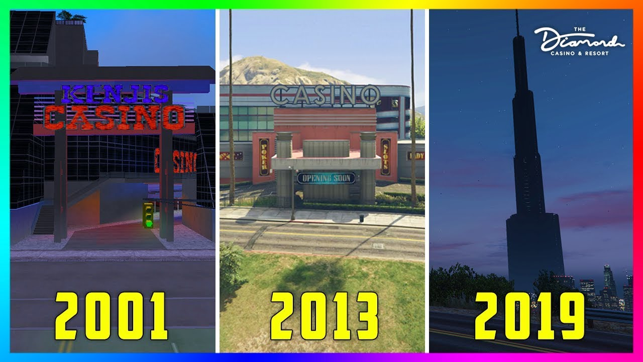 Gta Casino Update