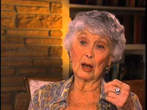 Betty Garrett discusses the Hollywood Blacklist  EMMYTVLEGENDS.ORG