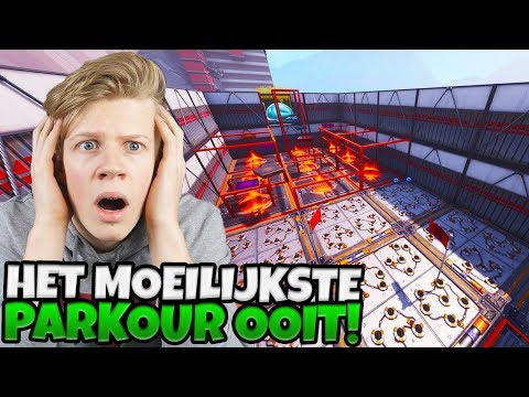 HET MOEILIJKSTE PARKOUR OOIT - Fortnite met Don & Link