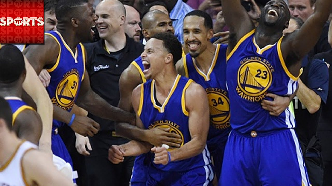 WARRIORS WIN 2015 NBA FINALS! | Where Does this Warriors ...