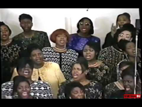 MIAMI MASS CHOIR(COOPER TEMPLE COGIC) - TRY JESUS(SCREWED UP #2)98%