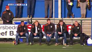 GVVV - Katwijk (1-0) | VVKatwijkTV