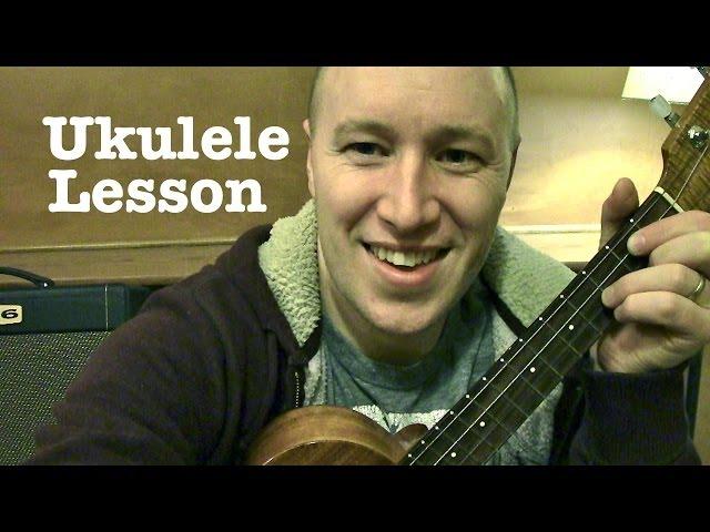 Ukulele Tutorial Payphone Musicmonday Foolish Happiness