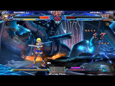 Arc System Battles II -BBCP Grand Final- Sacred [NOE] vs MF|NB [VAL]