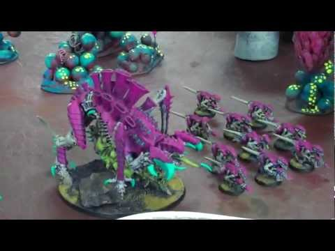 Everything you wanted to know about Tervigons but were afraid to ask (Warhammer 40K Tyranids)