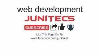 Web Development Tutorial (#3) - How to build webpages with HTML, CSS, Javascript (junitecs)