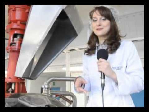 Секреты производства крема. Модум - наша косметика