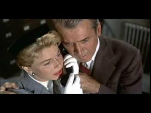 Musique film - Fenetre sur cour 1954 ( Alfred Hitchcock ).