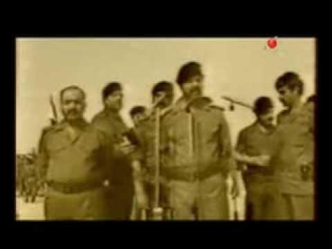 خرمشهر- صدام در خرمشهر