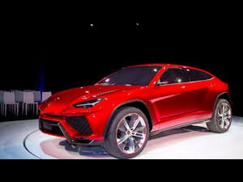 2017 Lamborghini Urus Car Classification