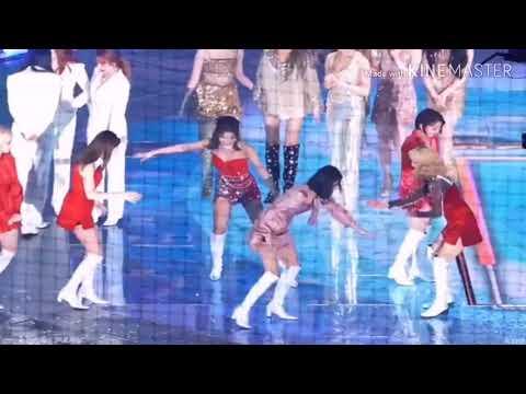 Idols slipped on SBS Gayo Daejun Stage #SBS_사과해 #SBSapologizeWendy