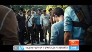 Trailer - THE MAZE RUNNER