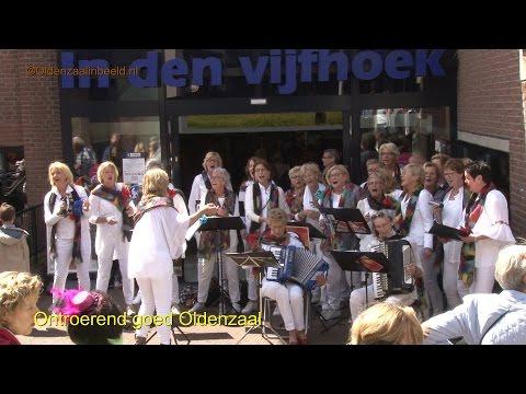 Smartlappenfestival 2017 in de binnenstad van Oldenzaal.