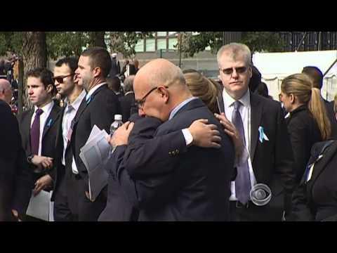 WTC memorial opens,