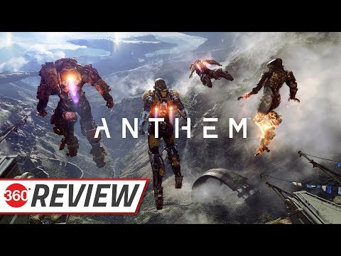 Anthem Out Now For Ps4 Xbox One And Windows Pc Technology News