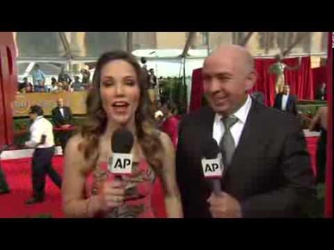 SAG Awards Live Red Carpet Pre with Stuart Brazell