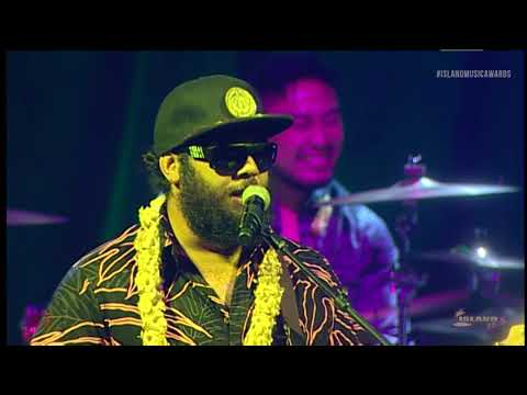 Island Music Awards - Ka'ikena Scanlan performs Smoke All Day