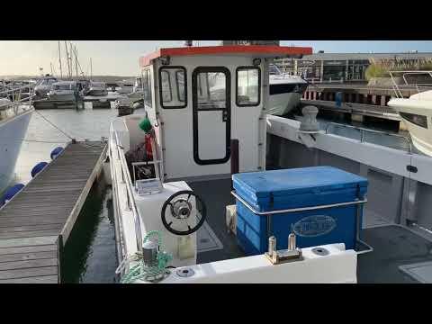 Cougar 7m Catamaran Fishing Boat  - Boatshed - Boat Ref#267734