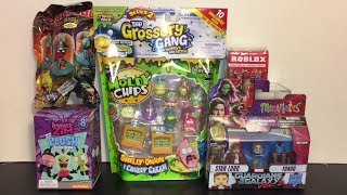Blind Bags Grossery Gang Roblox Deadpool Guardians of the Galaxy Mini Mates Invader Zim
