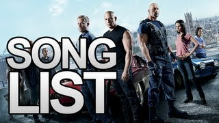 Fast and Furious 6 Song List (Soundtrack) (Links In Description)