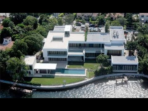 Top 10 Most Expensive Sports Legend's Mansion