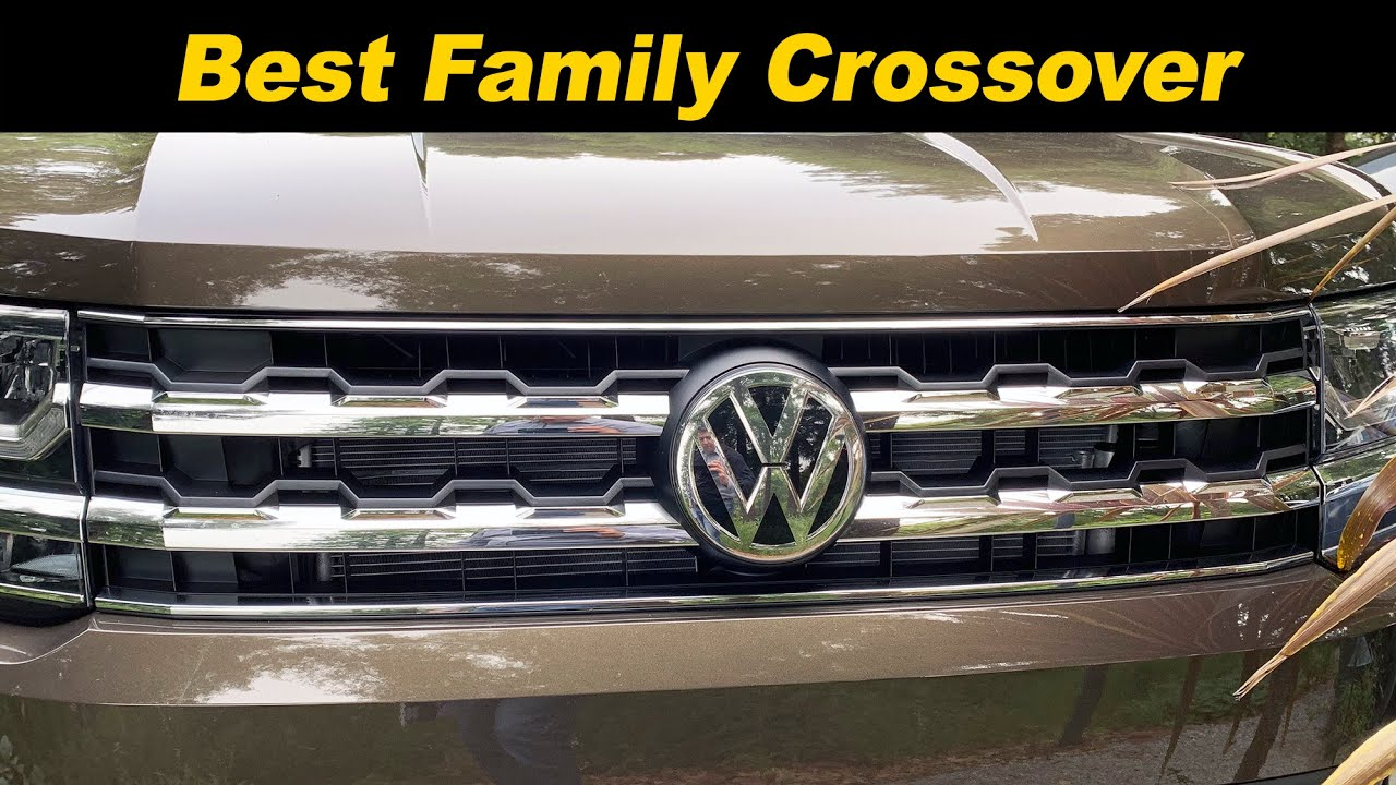 Best Booster Seat 2020 2019/2020 Volkswagen Atlas | The Child Seat Champ   YouTube