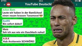 YouTuber reagieren auf die BamSchool! 😳😂