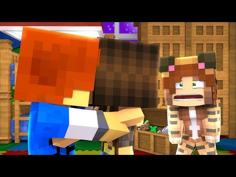 Minecraft Daycare - KISSING RYAN!?