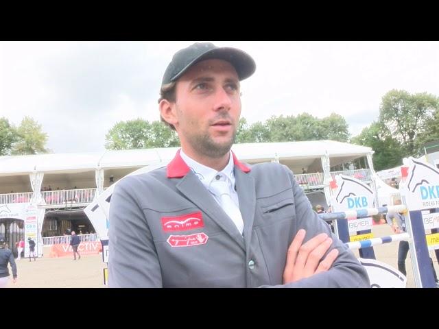Denis Nielsen - Qualifikation in Münster