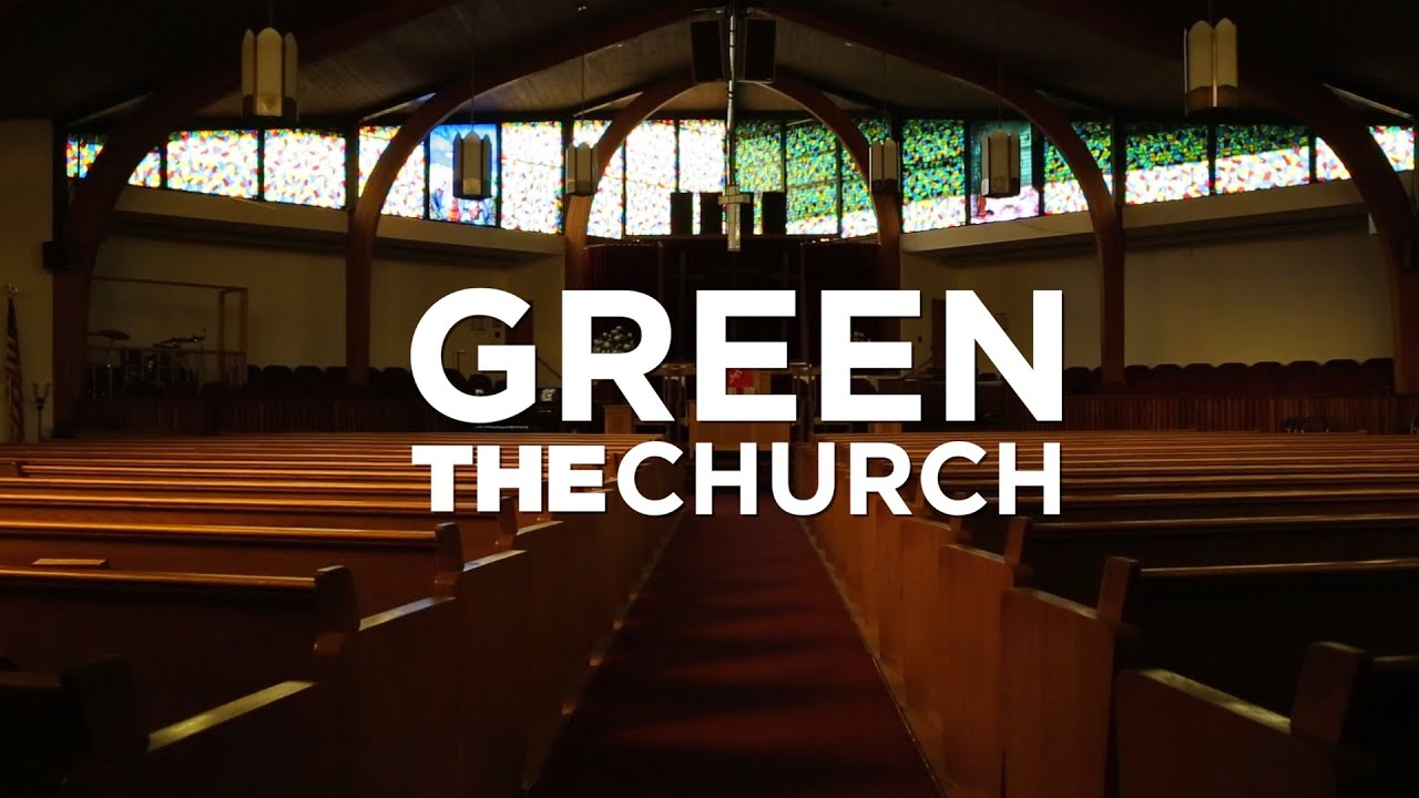 "Photo: YouTube / ""Green The Church: Black Churches are Going Green"""