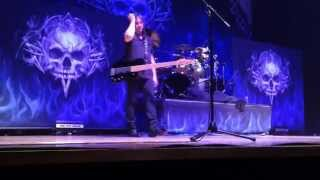 "Queensryche 4/25/14 ""Take Hold Of The Flame"" Jim Thorpe, PA"