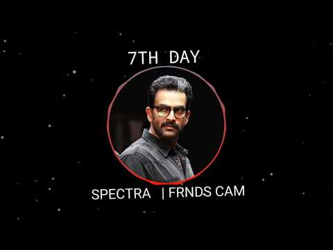 7th Day Prithviraj  Dialogue  #BMG SPACTAR |