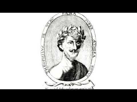 Théophile de VIAU – Le poète face à ses juges (Conférence, ENS, 2011)