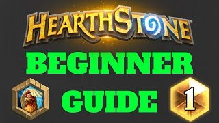 HEARTHSTONE BEGINNERS GUIDE: Collection Management! Gold Collection! Hearthstone Guide (2019)