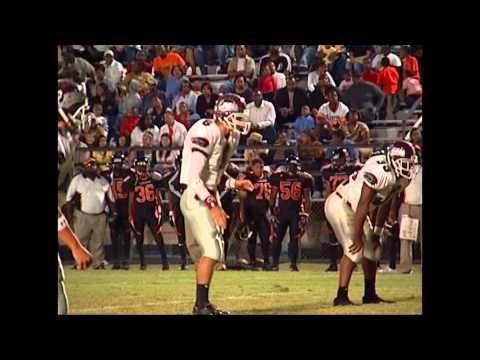 Ennis High School 2003 Football Highlights