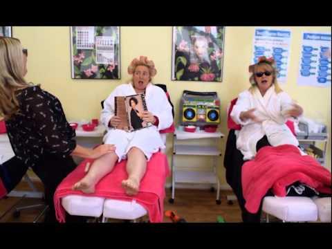Swinton Community School Staff 'Uptown Funk' Parody - Year 11 Leavers' 2015
