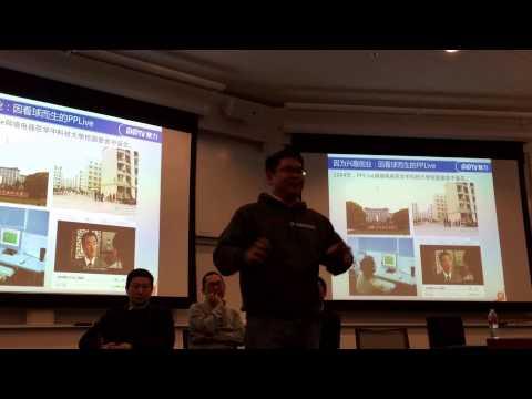 中国互联网创业故事汇(Entrepreneur Talk at Stanford 2015)