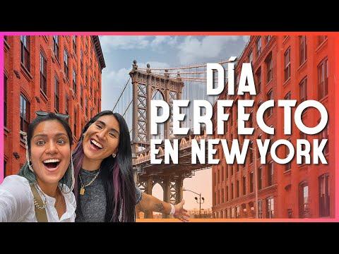 NO ÍBAMOS A GRABAR ESTO ¡ASÍ ES UN DÍA PERFECTO 😍!  MPV en New York