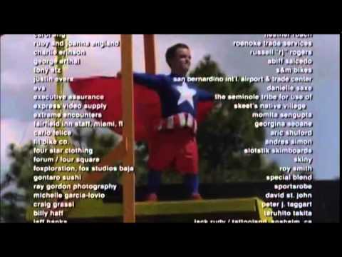 Jackass: The Movie (credits/ending) Misfits - hybrid moment (ITA)