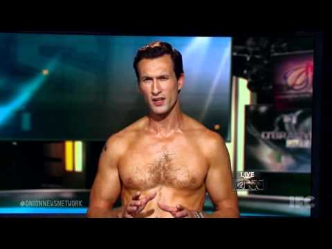 Aaron Lazar Shirtless Youtube