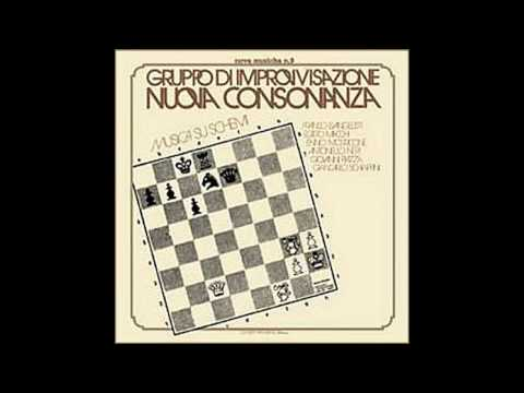 Gruppo Di Improvvisazione Nuova Consonanza - Schema 1