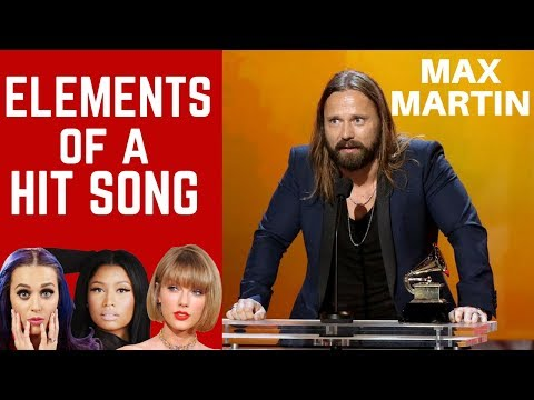 Max Martin - The Formula Behind Every Hit Song