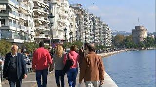 Салоники - северная столица Греции(Салоники – как и все города, расположенные у моря, имеет свою неповторимую набережную. С ней связаны многие..., 2016-04-15T15:18:07.000Z)
