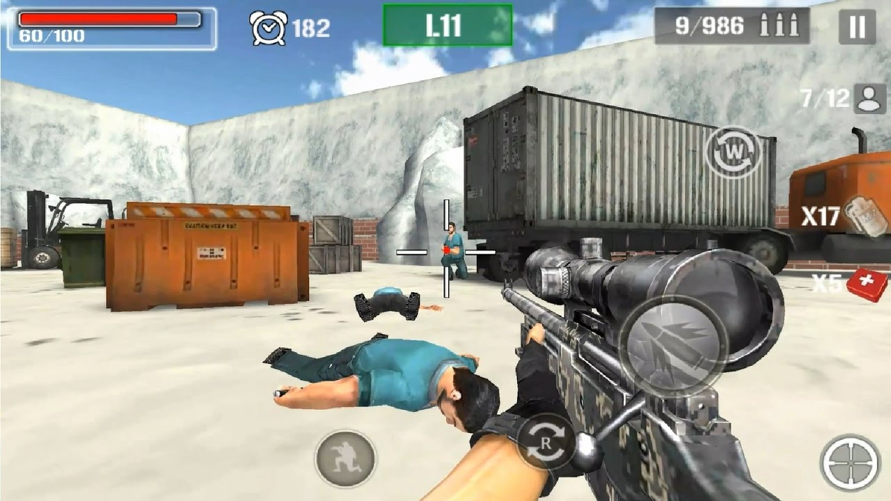 <b>Shoot</b> <b>Hunter</b> <b>Gun</b> <b>Killer</b> <b>game</b> free download APK and PC - 9Apps