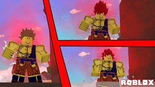 ULTRA INSTINCT vs LIMIT BREAKER   Dragon Ball Z Rage   ROBLOX   iBeMaine