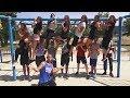NINJA HIGH SCHOOL CHALLENGE Chicas Chicos Campeonato CALISTENIA Iron Masters mp3