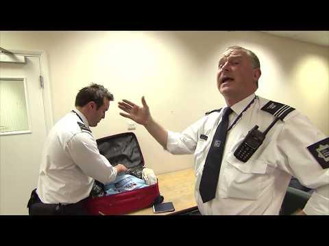 UK Border Agency Wages War Against Smugglers   Locked Up Abroad   Border Patrol