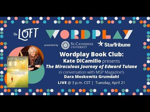 Loft Wordplay: MSP Mag's Dara Moskowitz Grumdahl & Kate DiCamillo