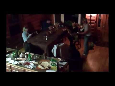 Alpine 2014 cabin party